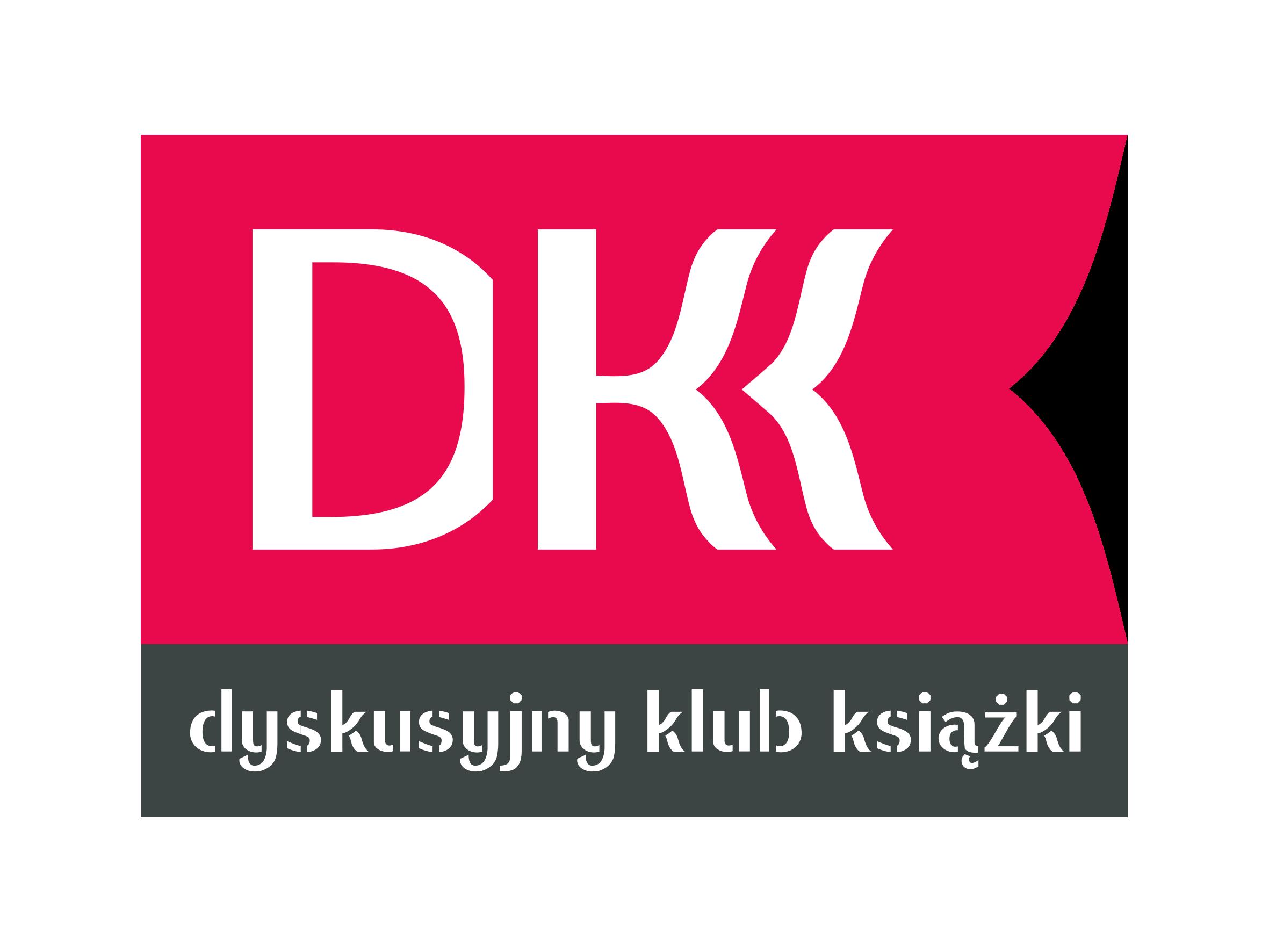 Logo Dyskusyjnego Klubu Ksiązki