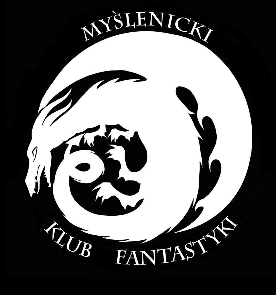 Logo Myślenickiego Klubu Książki