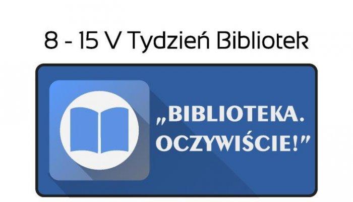 8 15 V Tydzień Bibliotek