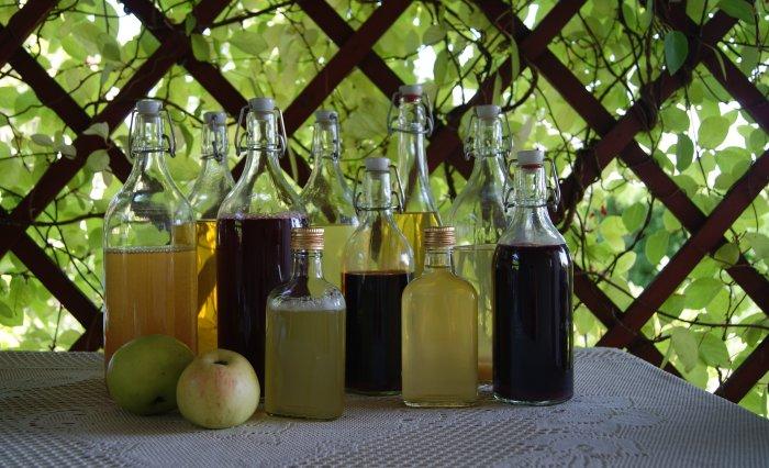 Aromatyczne octy w kosmetyce i kuchni