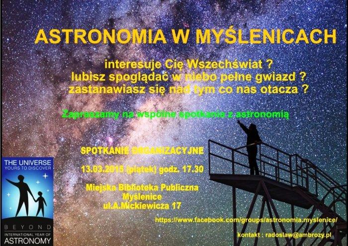 Astronomia w bibliotece