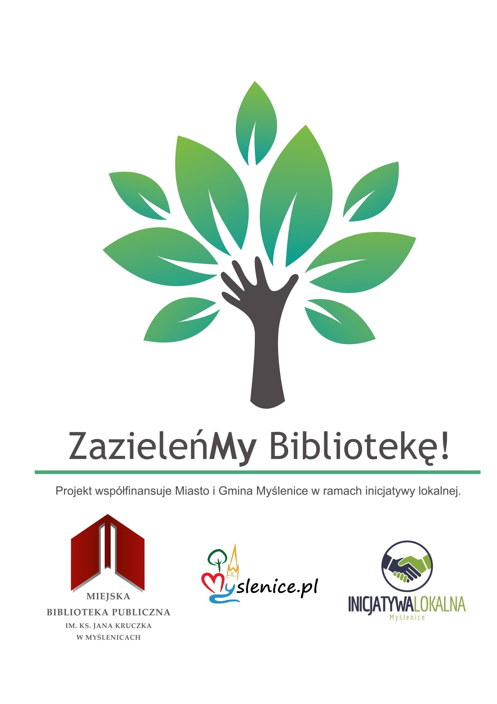 ZazieleńMy Bibliotekę