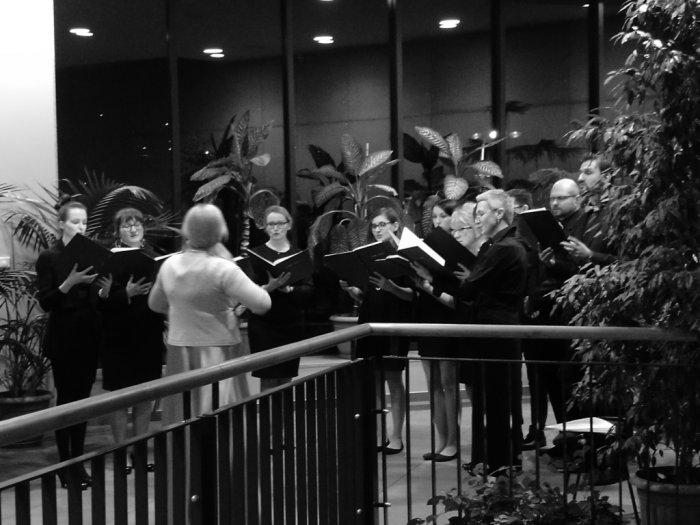 Koncert kolęd chóru HURA