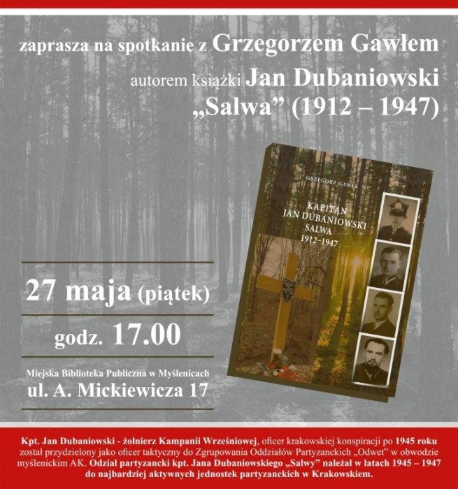 Spotkanie z Grzegorzem Gawłem