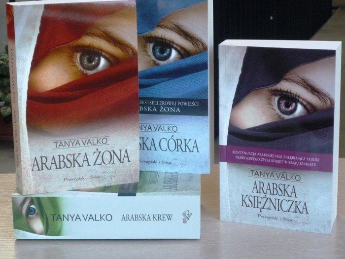 Spotkanie z Tanyą Valko