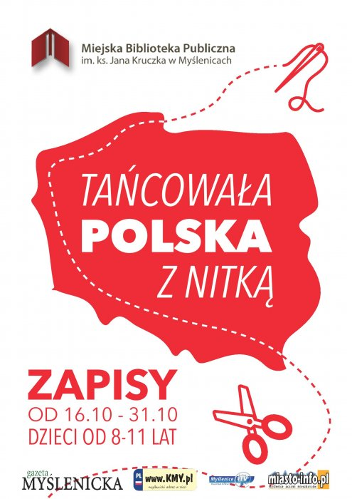 Tańcowała Polska z nitką