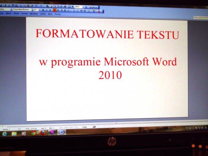 Warsztaty komputerowe dla dorosłych