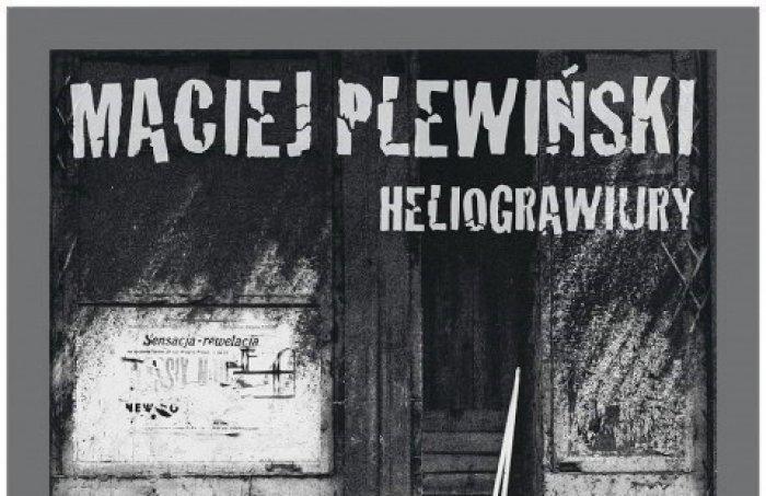 Wernisaż Macieja Plewińskiego