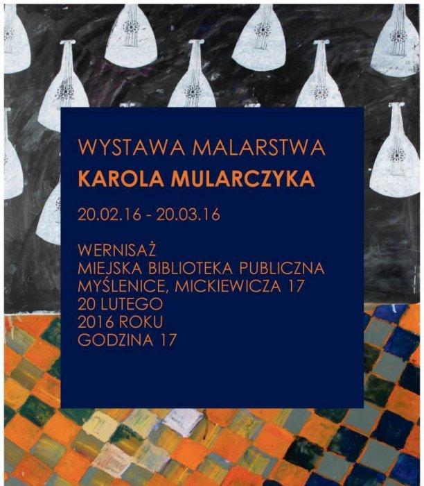 Wystawa Karola Mularczyka