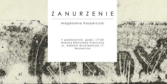 Wystawa Magdaleny Kasperczyk