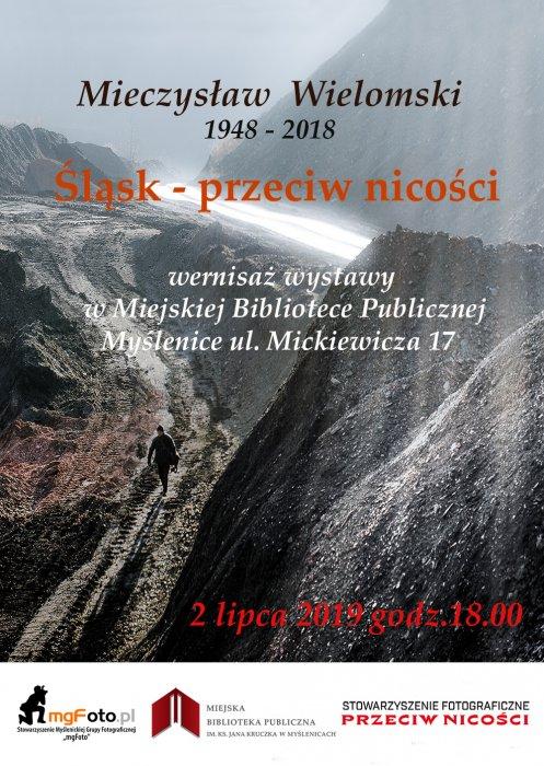 Wystawa Mieczysława Wielomskiego