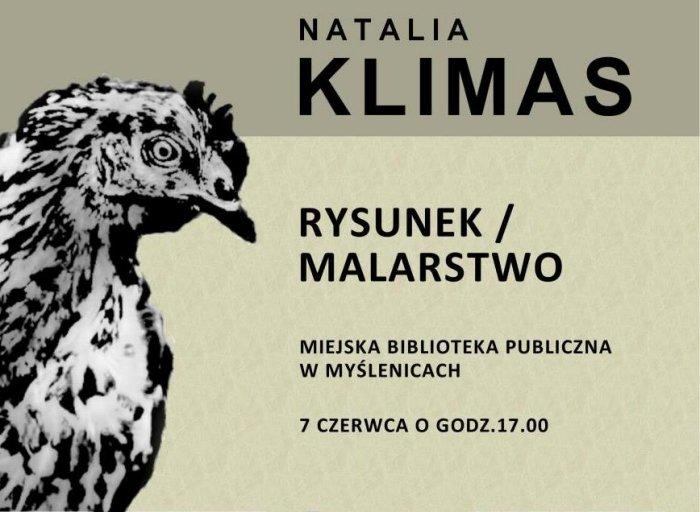 Wystawa Natalii Klimas