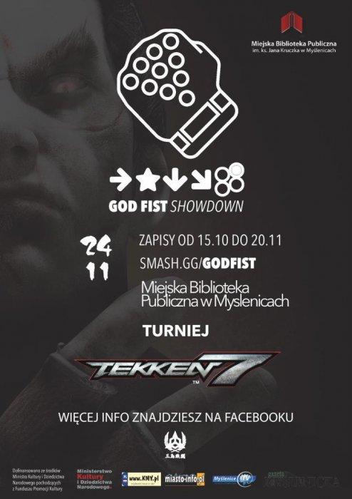 Zapisy na turniej Tekken7