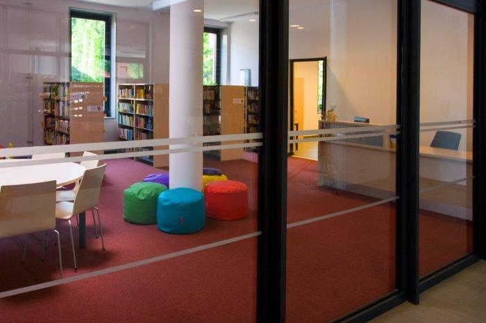 Zapraszamy czytelników do nowego budynku naszej biblioteki