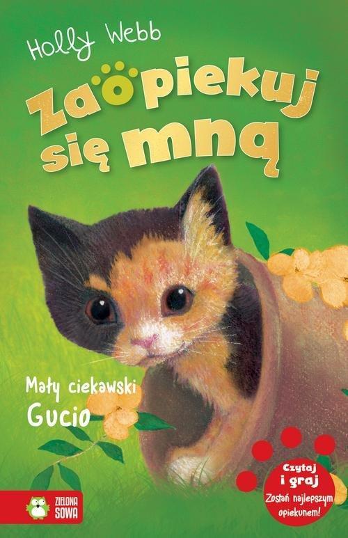 Mały ciekawski Gucio